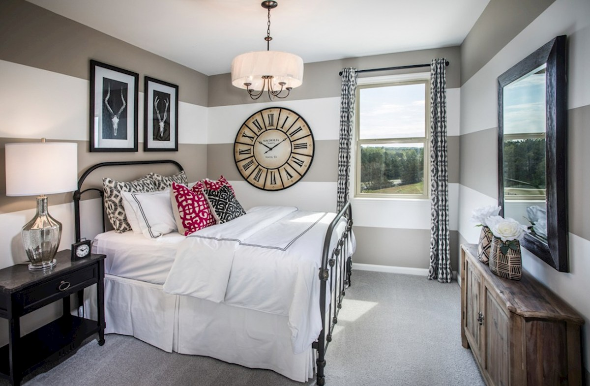 Bethesda Heights Laurel Secondary Bedroom With Ceiling Fan