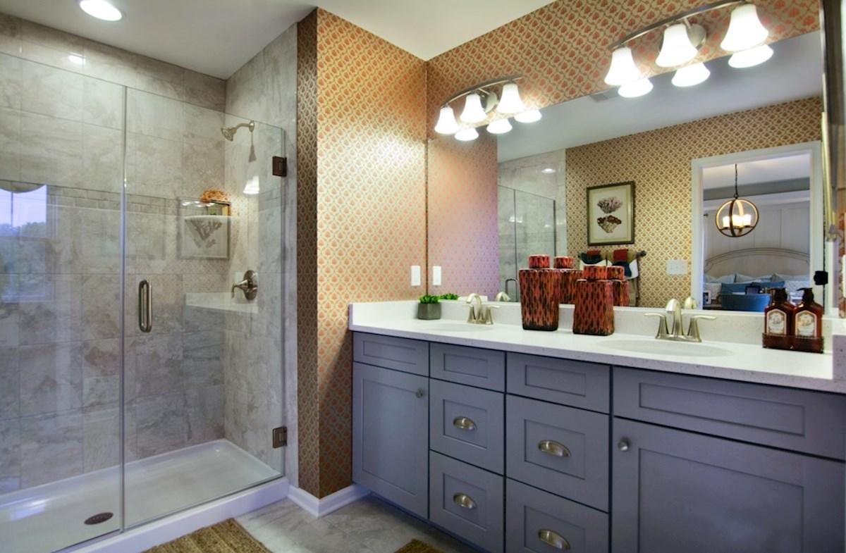 Heron's Ridge at Bayside Rehoboth Rehoboth Master Bathroom