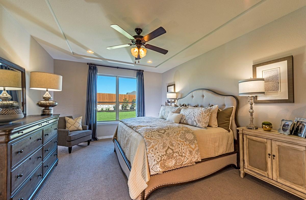Delain private master bedroom