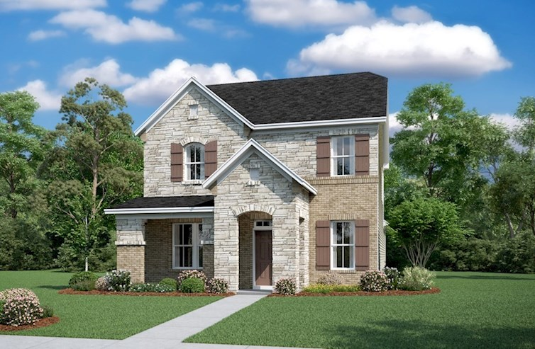 Chadwick Elevation French Country L