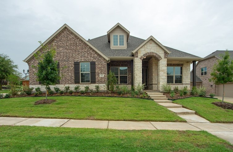 Bandera Elevation French Country L quick move-in