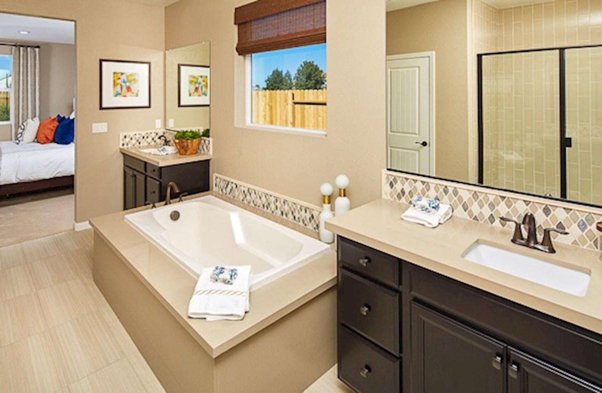 Orchard Glen Shasta Shasta master bath