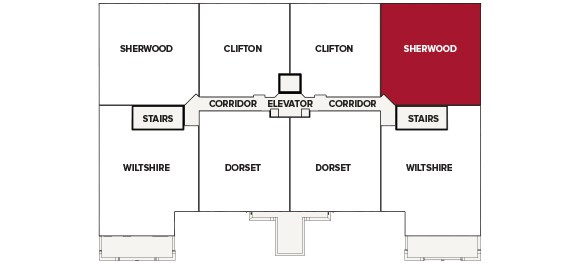 Unit floorplan image