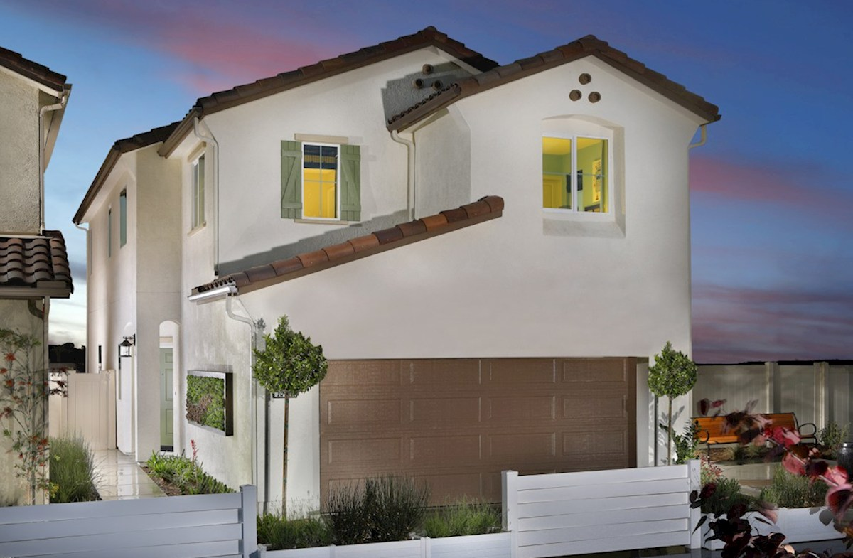 Hudson Elevation Spanish Colonial A