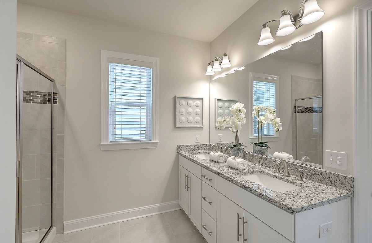 The Marshes at Cooper River Drayton quaint master bathroom