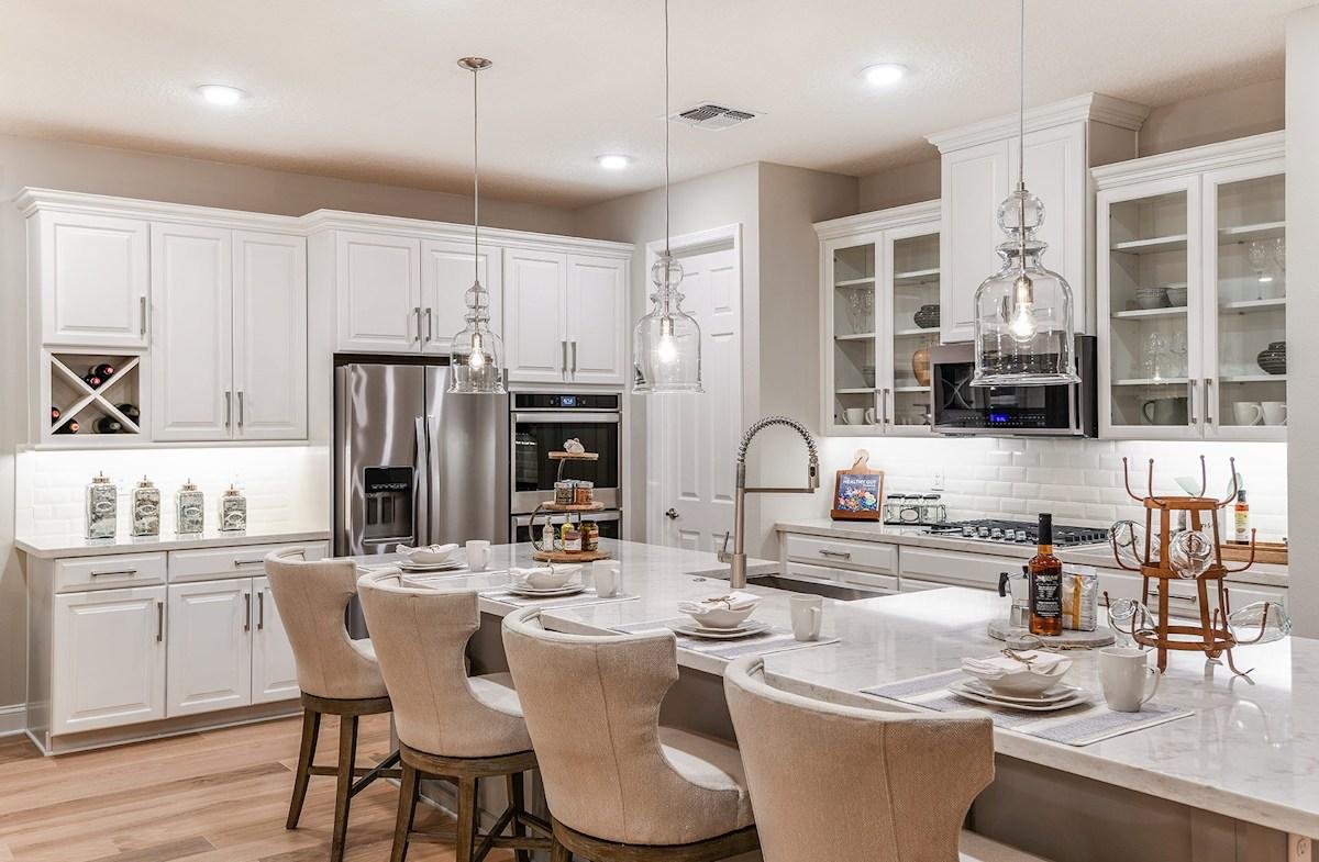 chef-inspired kitchen
