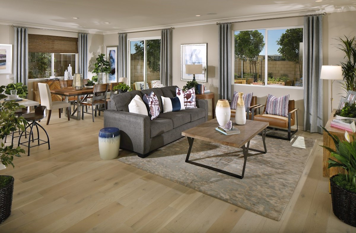 Provence at Heritage Ranch Chardonnay Create lasting memories in your spacious great room.