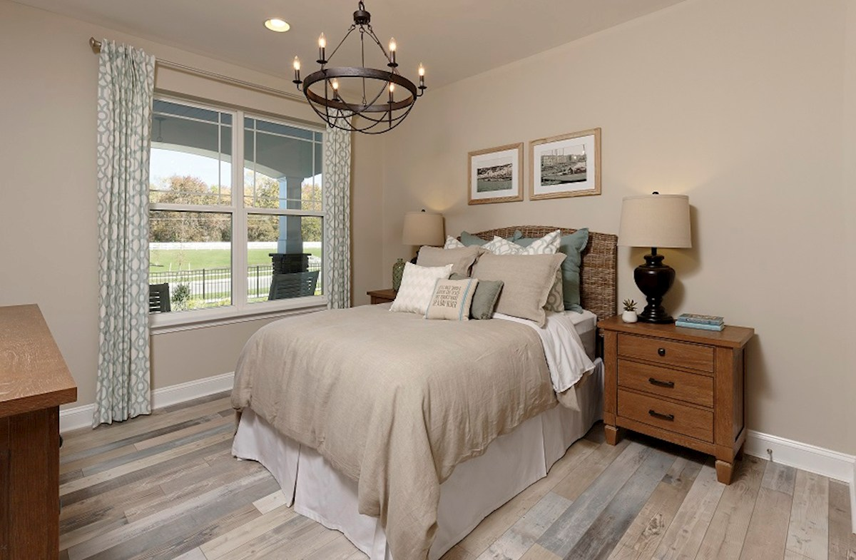 The Estuary Dirickson Spacious secondary bedroom
