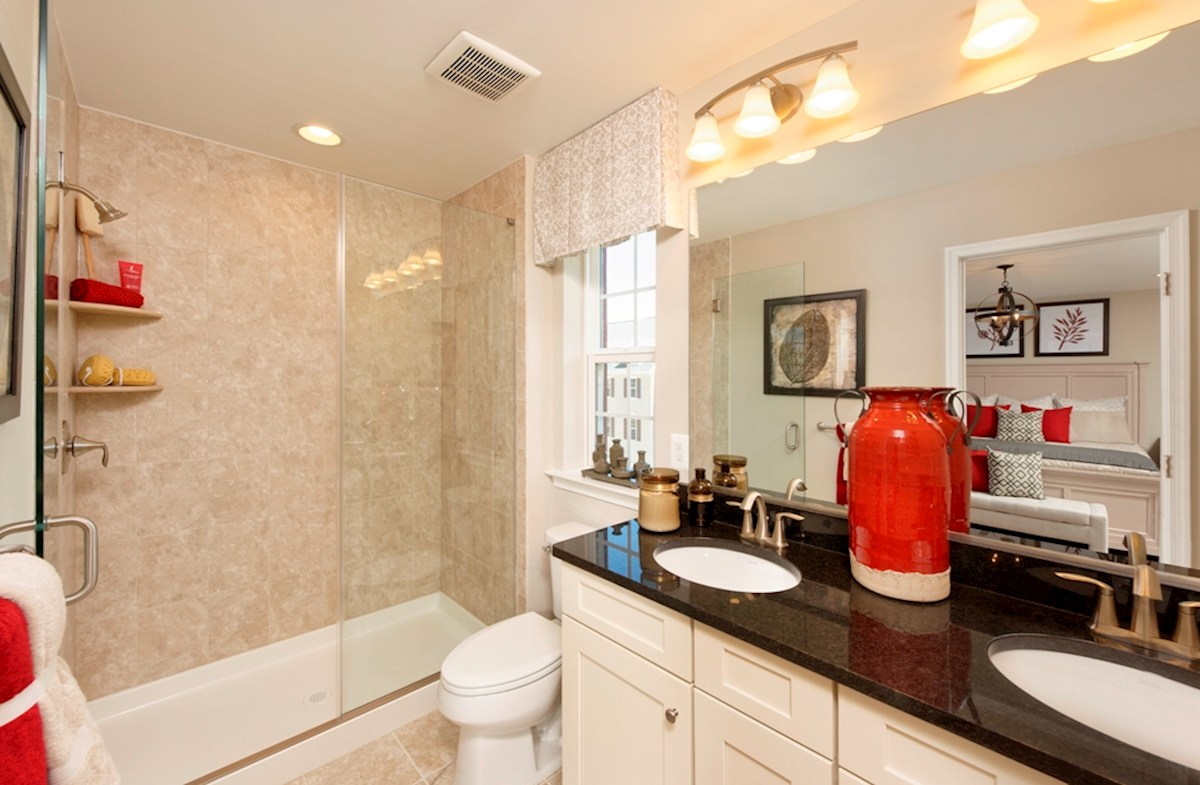 Morris Place Rockville II Rockville Master Bathroom