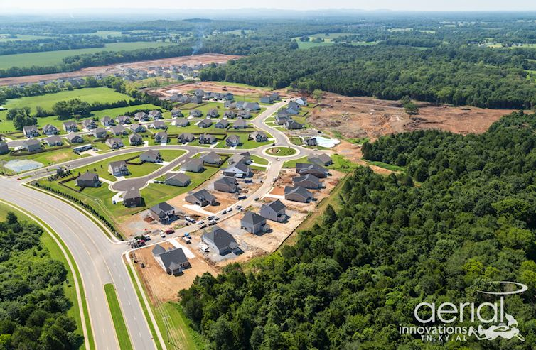 New Homesites Available