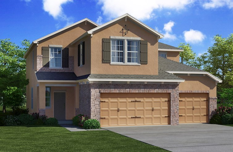 Captiva Elevation Tuscan L