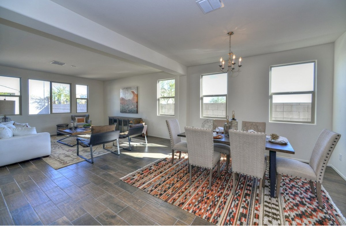Abilene quick move-in open floorplan