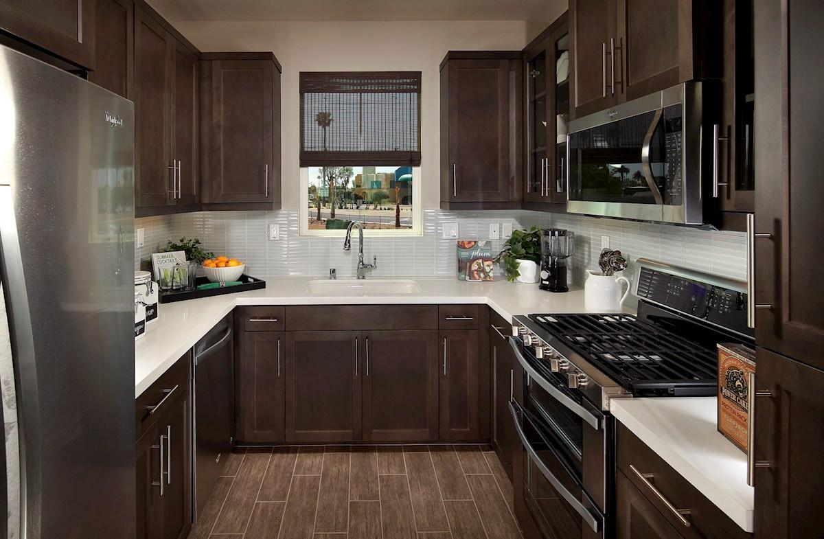 Bayside Landing Pipit Pipit modern kitchen