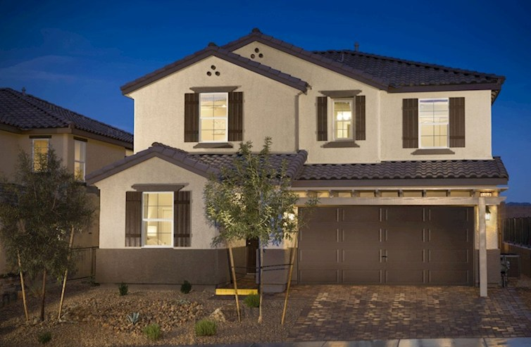 Orion Elevation Spanish Colonial M quick move-in