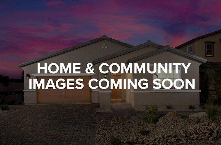 New Single-Story Homes in North Las Vegas