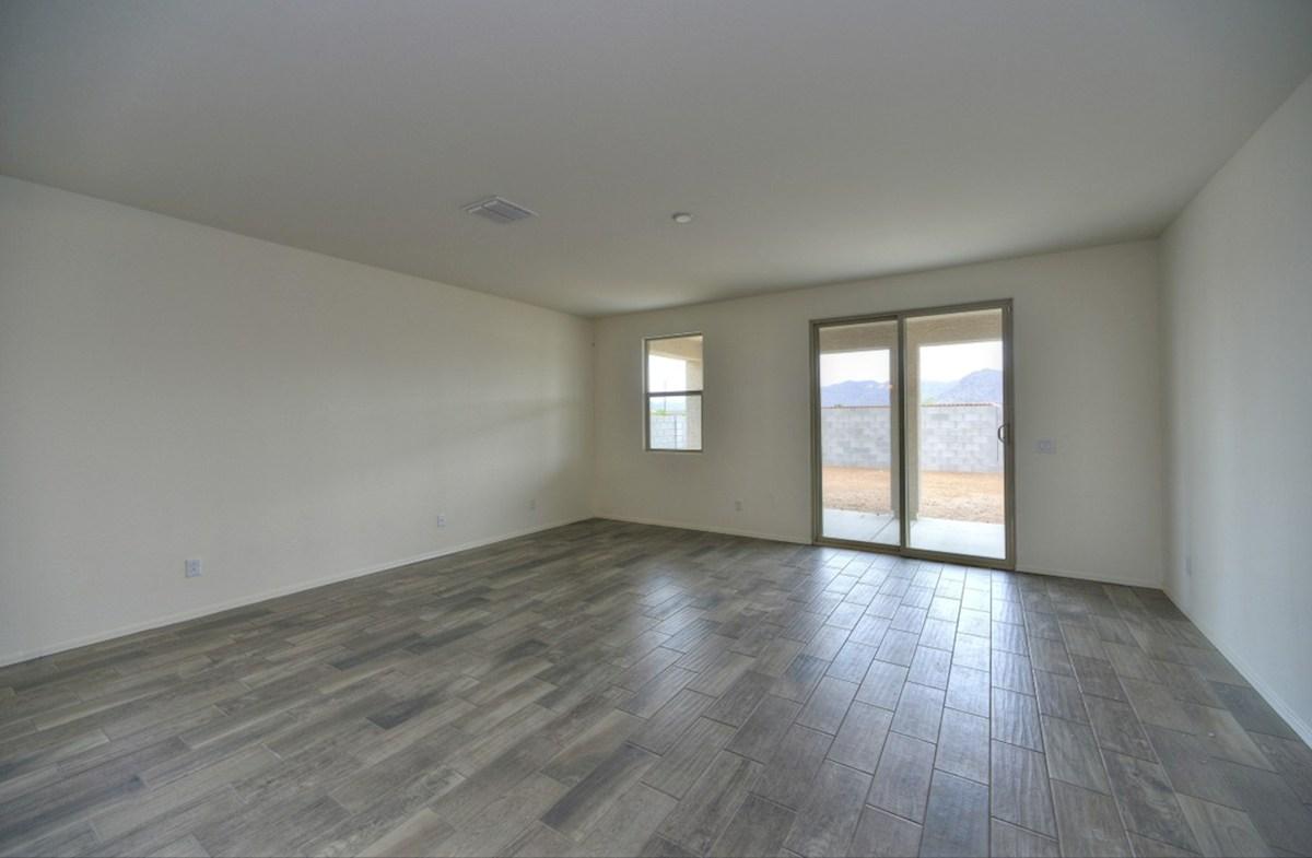Copley quick move-in open floorplan