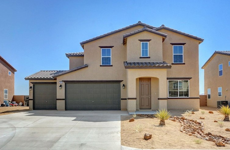 Verano Elevation Spanish Colonial L quick move-in