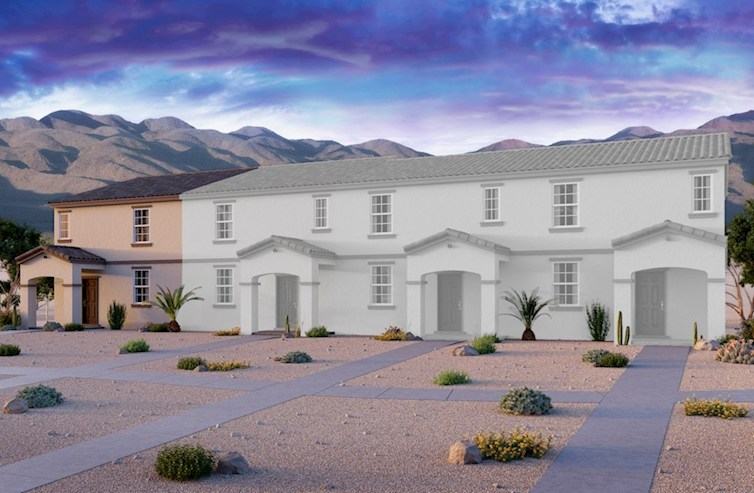 Griffin Elevation Spanish Colonial  quick move-in
