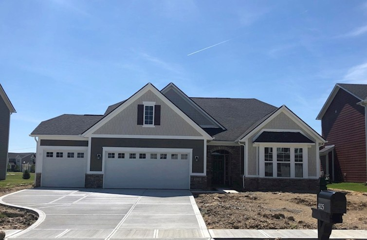 Greenwich Elevation French Country FCJ quick move-in