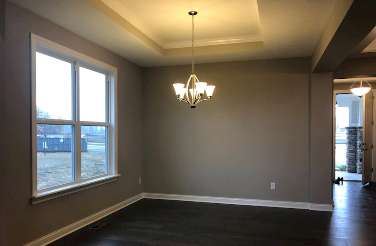 Capitol quick move-in Formal dining room for family gatherings