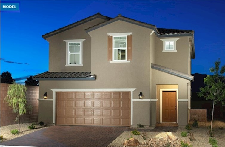 Mesquite Elevation Spanish Colonial L quick move-in
