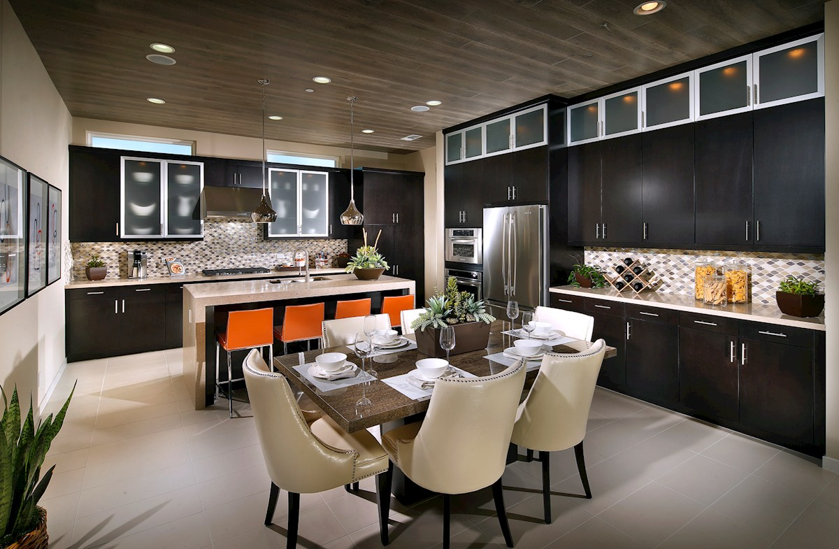 Vermillion at Escena Residence 1 Cook in modern luxury in your new kitchen
