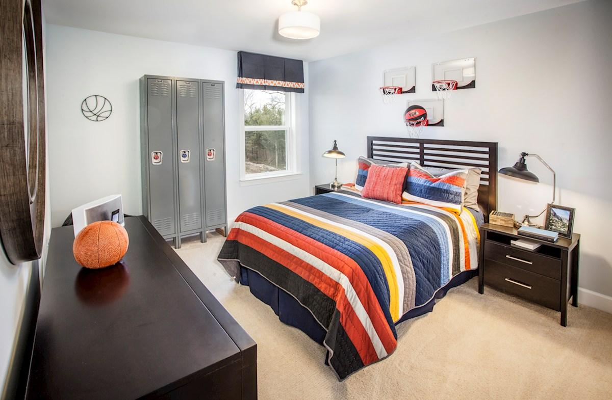 Herrington Oxford secondary bedroom