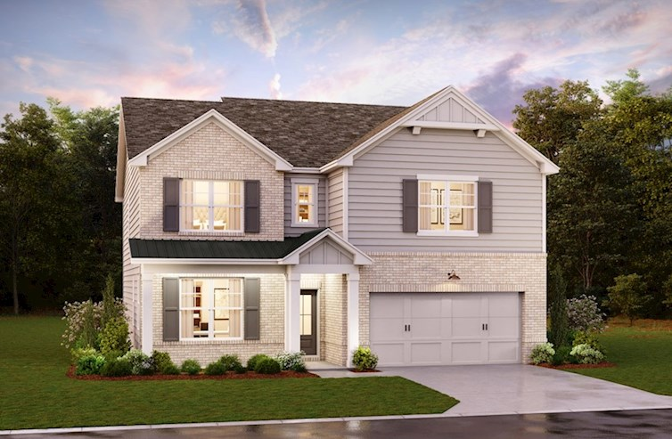 Canton Elevation Traditional L