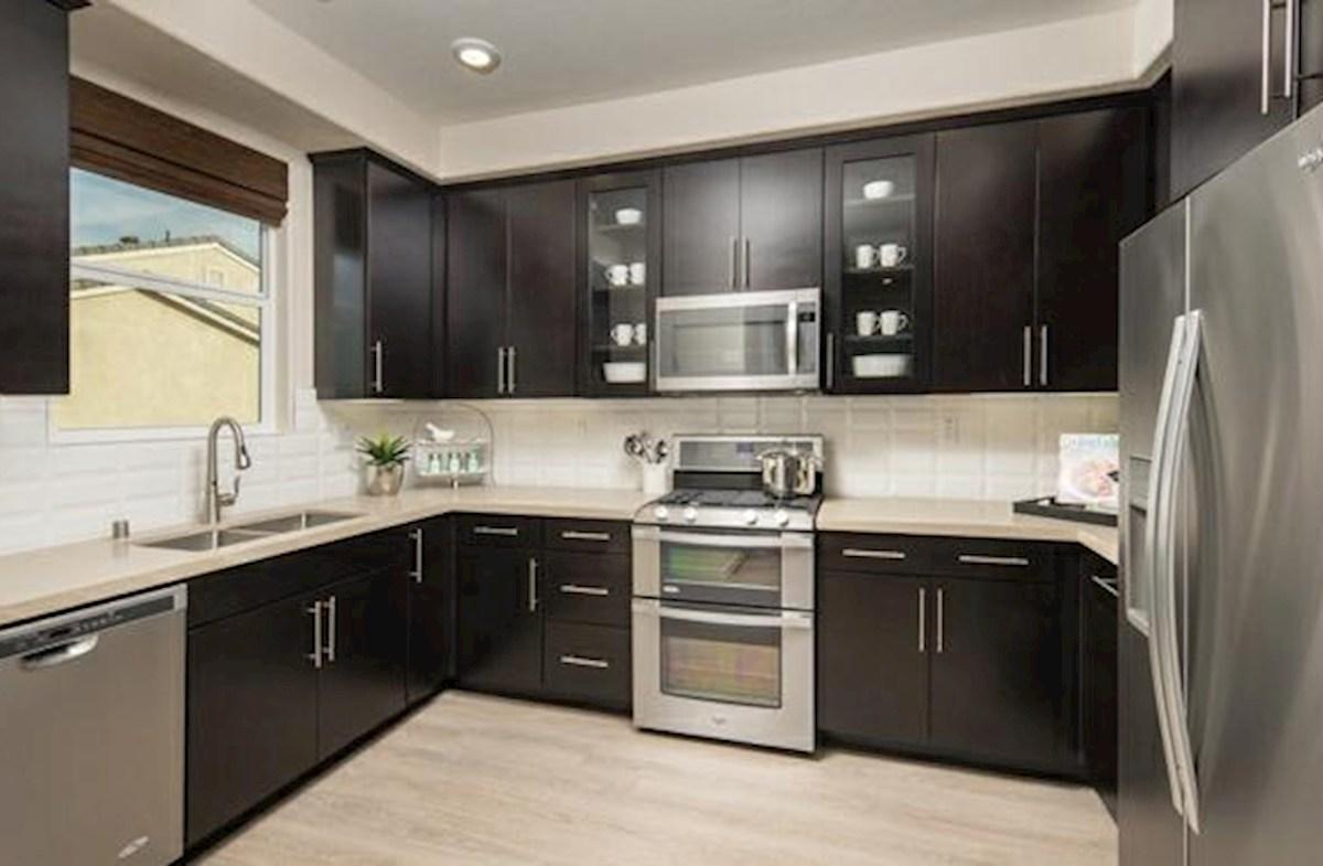 Natomas Field Residence 3 modern kitchen