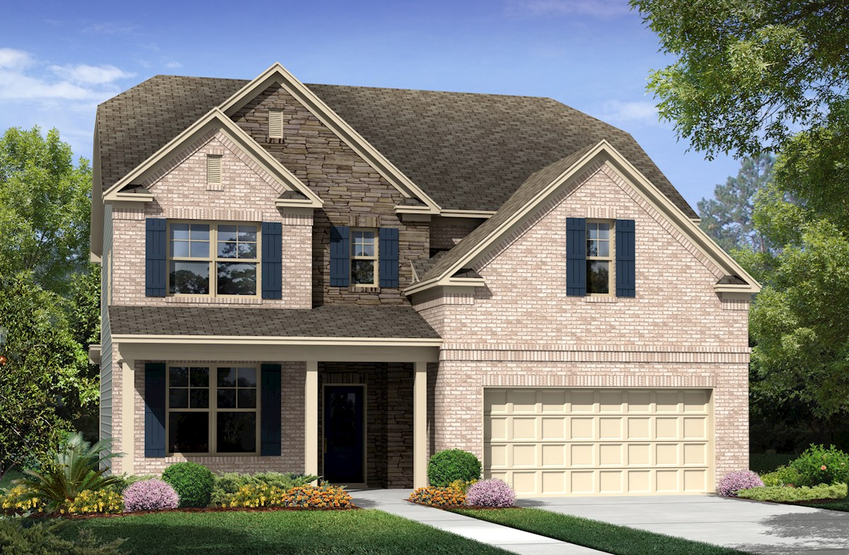 New single-family homes coming mid 2018