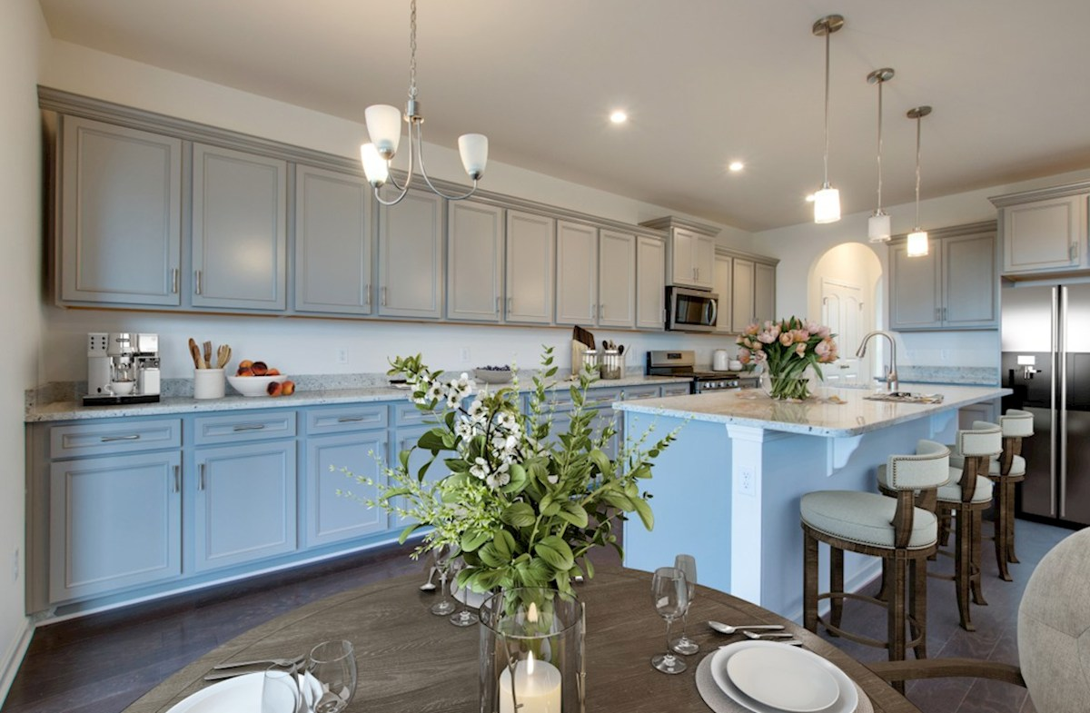 Ashford quick move-in chef-inspired kitchen