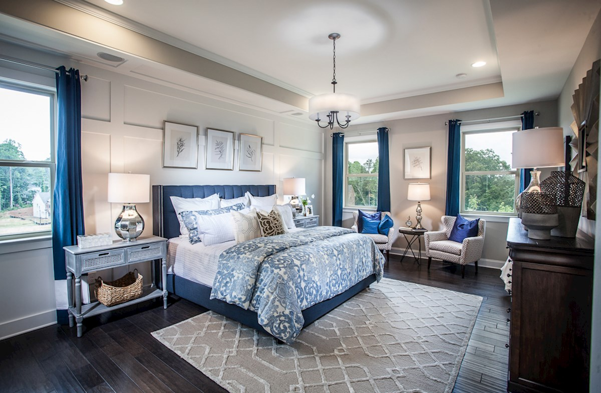 Kensington Amelia II offers luxurious master suite