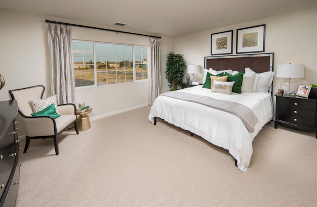 Natomas Field Residence 4 master bedroom