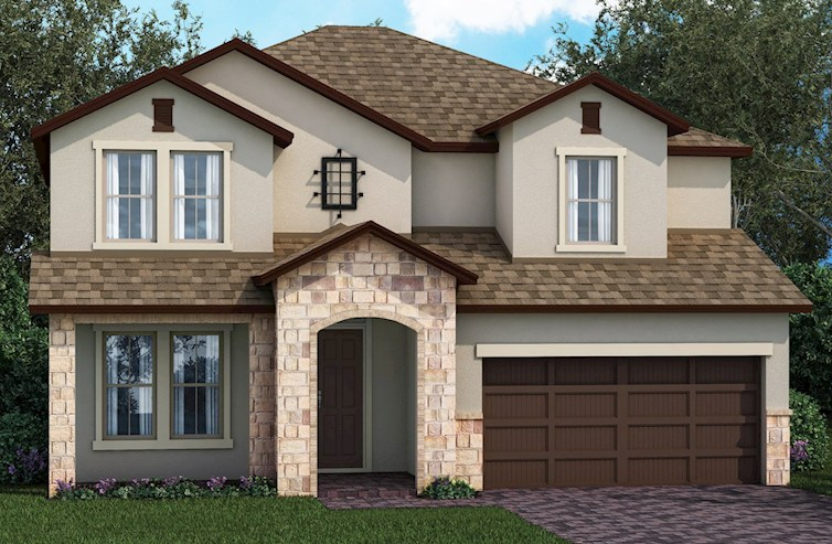 Bolton Elevation Tuscan L
