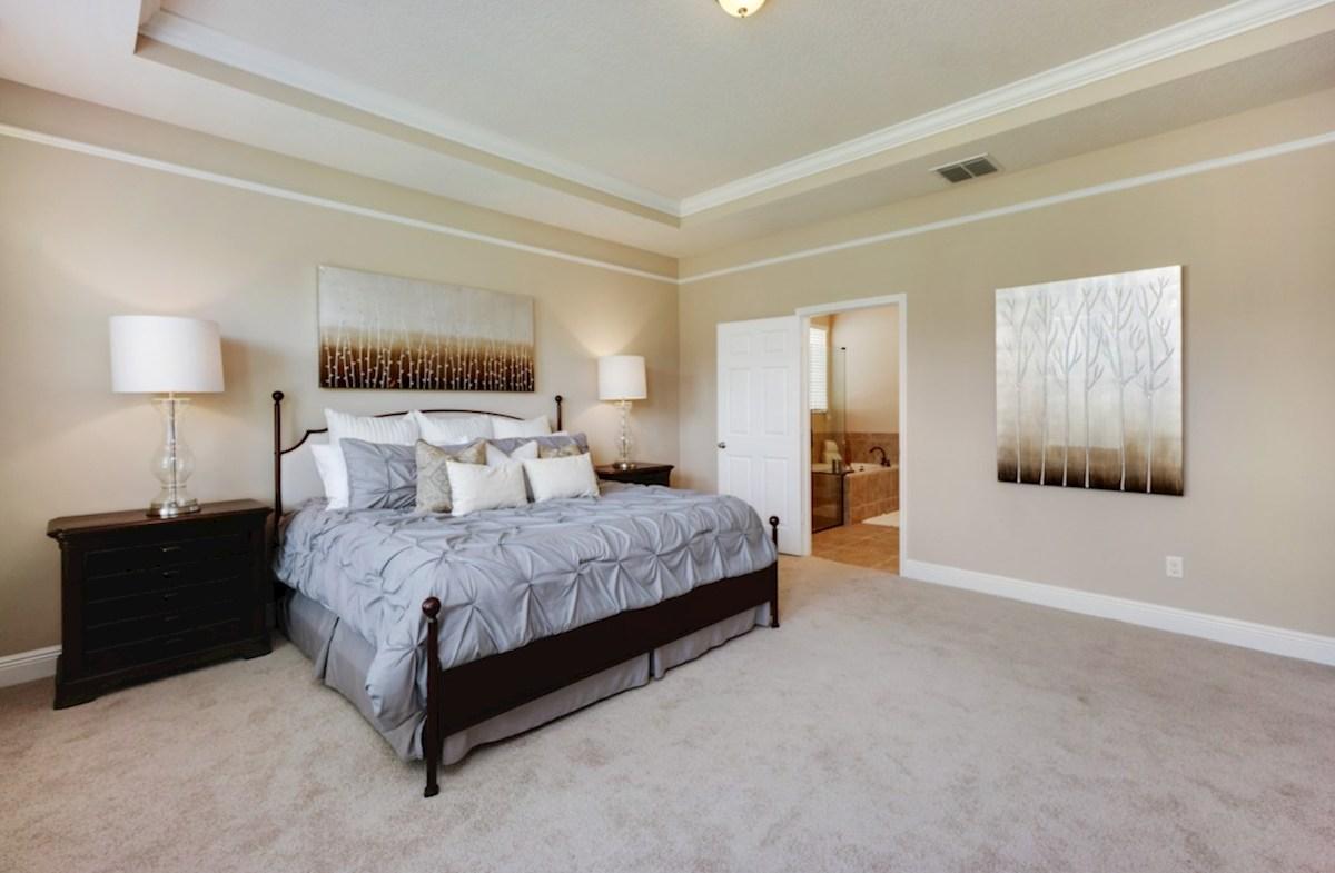 Windermere Isle MacArthur II serene master bedroom