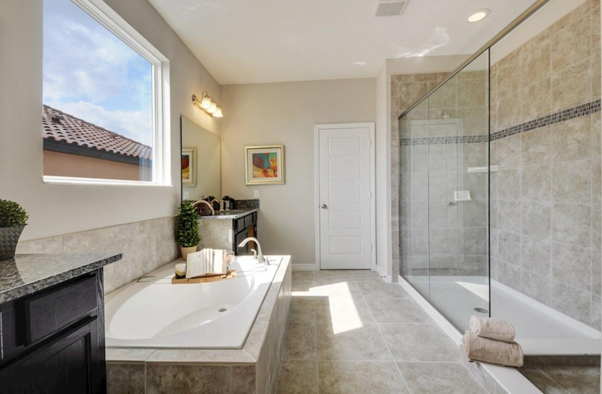 Windermere Isle Cascade serene master bath