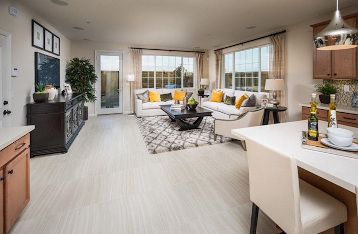 Natomas Field Residence 4 bright great room
