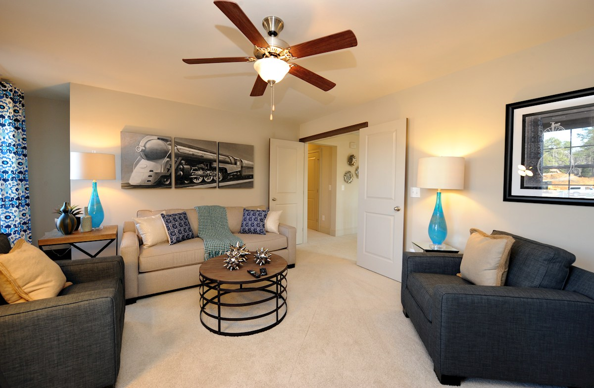 Stillwater Somerset open bonus room
