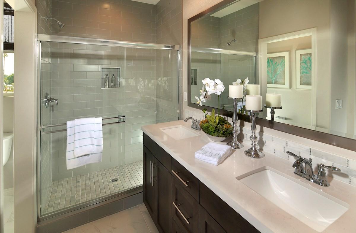 Bayside Landing Pipit luxurious master bathroom
