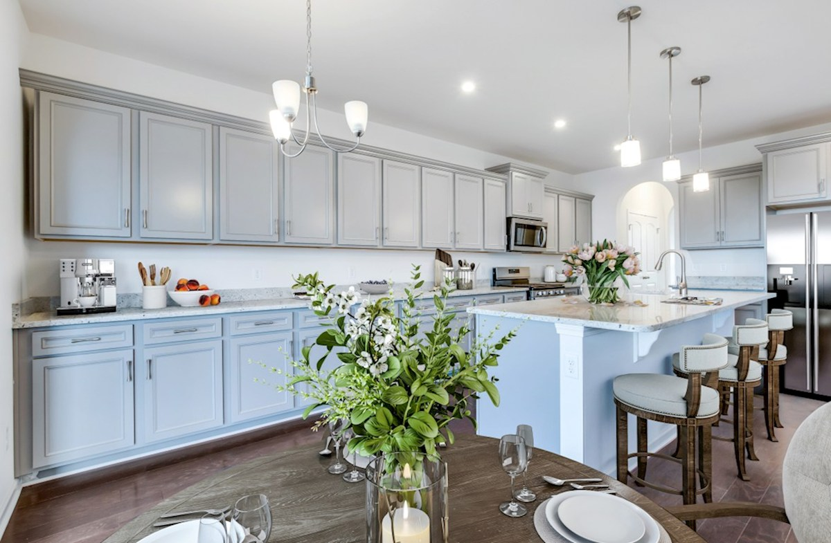 Herrington Ashford II welcoming kitchen