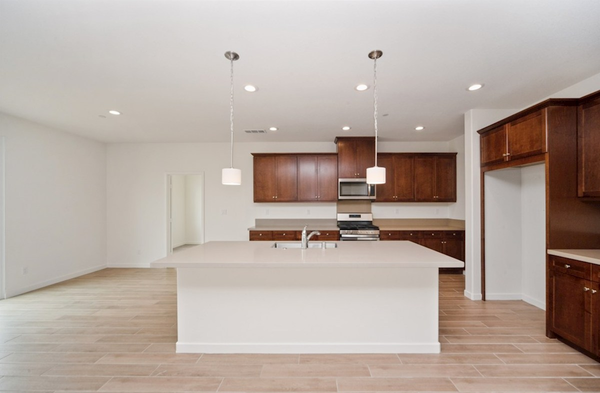 Sonoma quick move-in Enjoy preparing meals while catching up on the family's day - your new gourmet kitchen opens directly to the living room so you can maximize family time