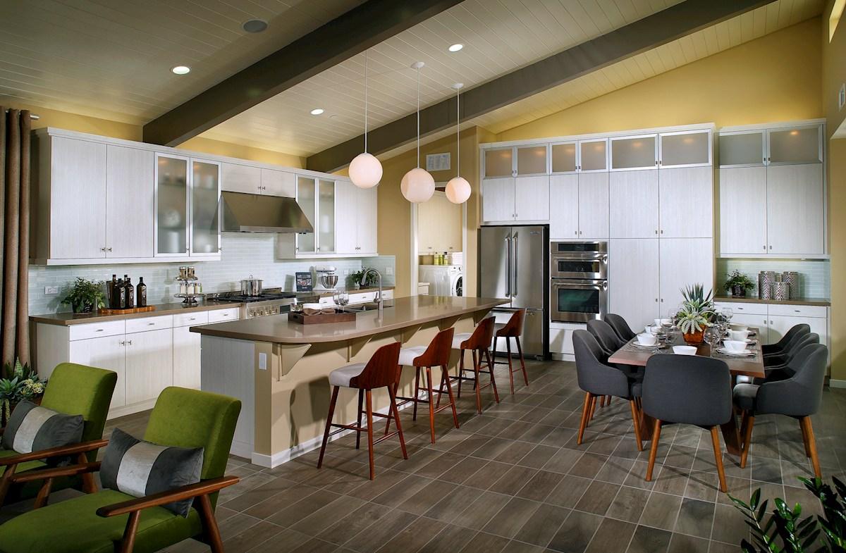 Vermillion at Escena Residence 2 Prepare gourmet meals in your new kitchen