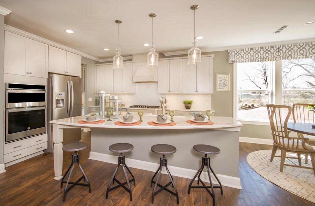 Bridgeport Sage Sage kitchen