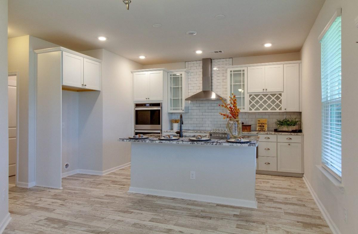 Madison quick move-in designer kitchen