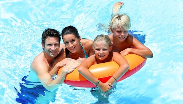 Bella Vita Pool Grand Opening