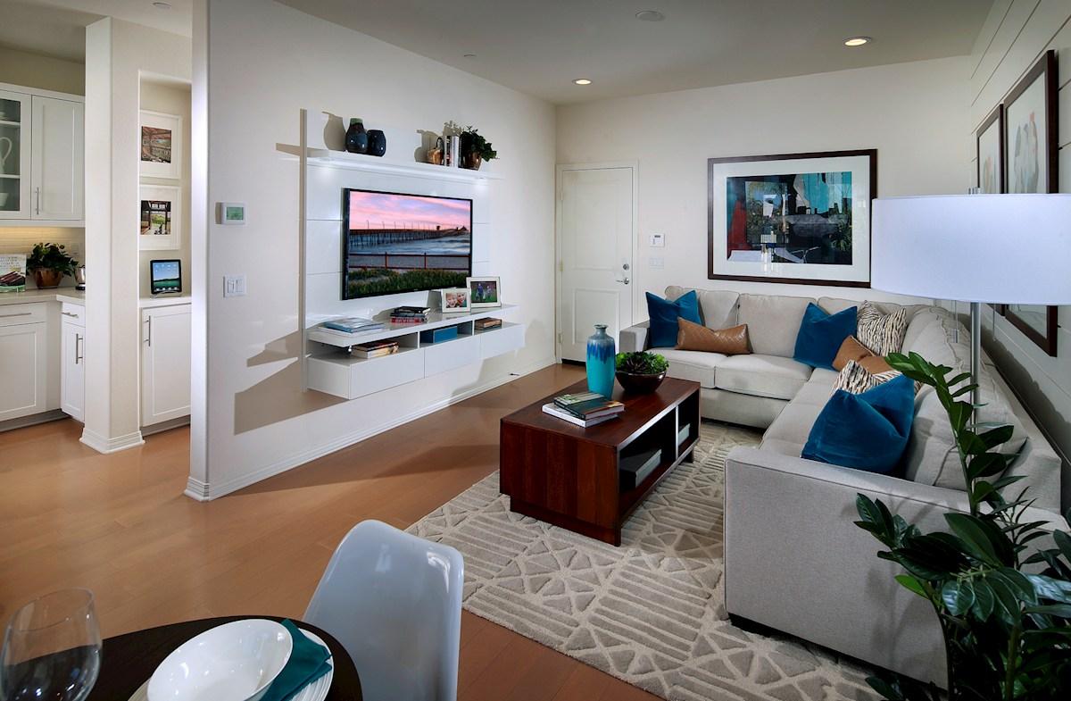 Bayside Landing Anchor Anchor Living Room