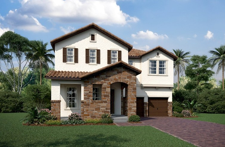 Cascade Elevation Tuscan L quick move-in