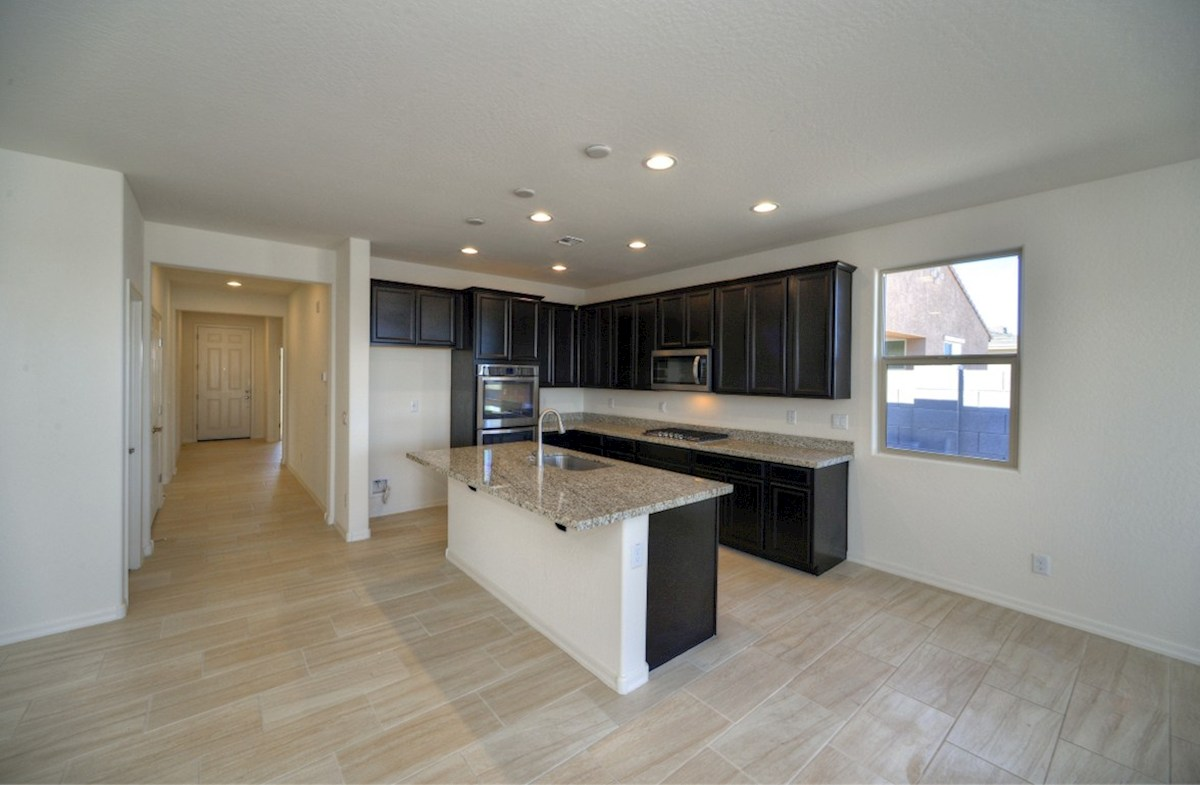Chaparral quick move-in spacious island