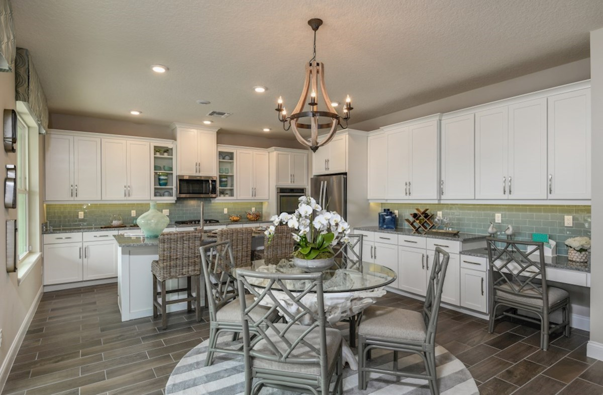 Luciana quick move-in chef-inspired kitchen