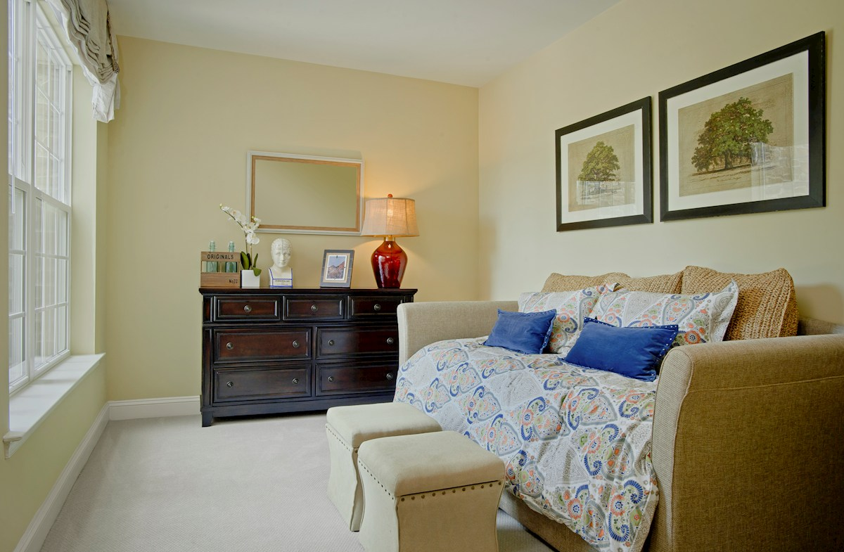 Gatherings® at Quarry Place Dogwood additional versatile bedroom